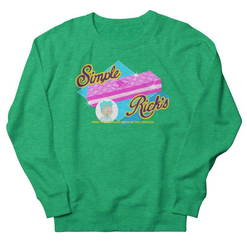 Simple Rick's Waffers Women's Sweatshirt by bobtheTEEartist's Artist Shop