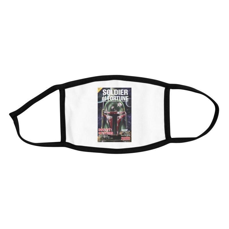 Bobba Fett: Soldier of Fortune Accessories Face Mask by bobtheTEEartist's Artist Shop