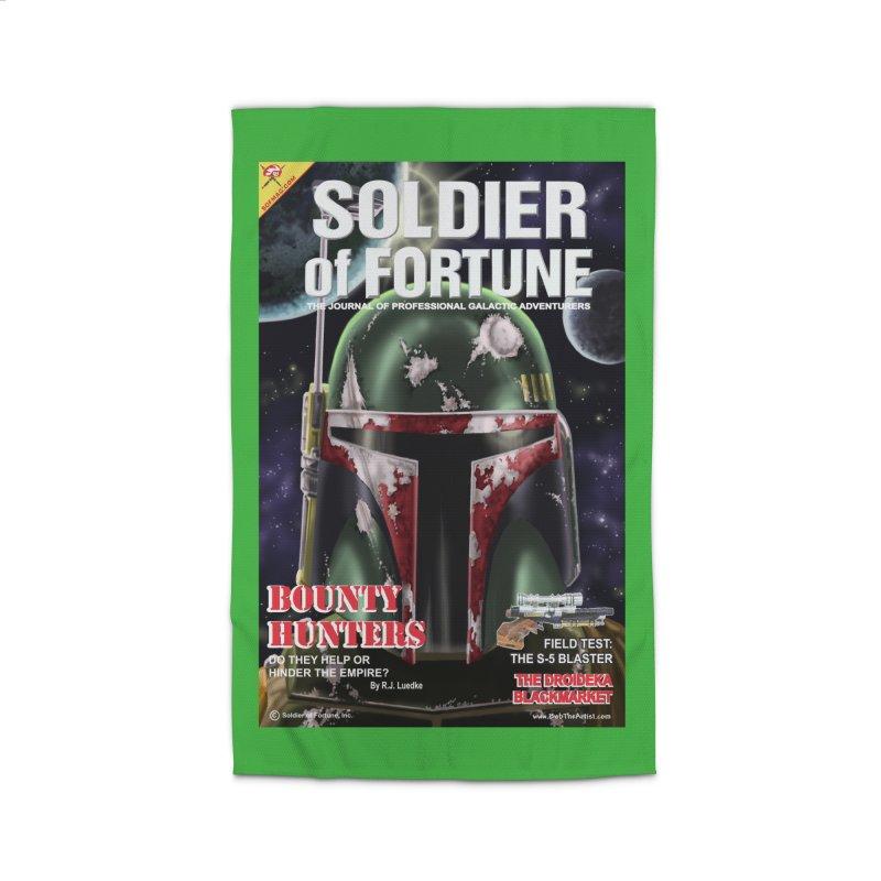 Bobba Fett: Soldier of Fortune Home Rug by bobtheTEEartist's Artist Shop