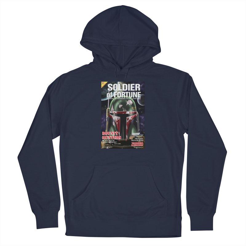 Bobba Fett: Soldier of Fortune Men's Pullover Hoody by bobtheTEEartist's Artist Shop