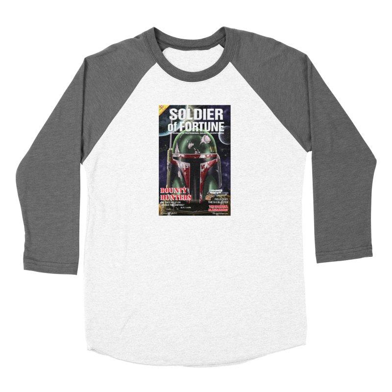 Bobba Fett: Soldier of Fortune Women's Longsleeve T-Shirt by bobtheTEEartist's Artist Shop