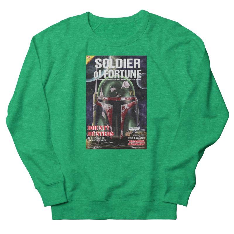 Bobba Fett: Soldier of Fortune Women's Sweatshirt by bobtheTEEartist's Artist Shop