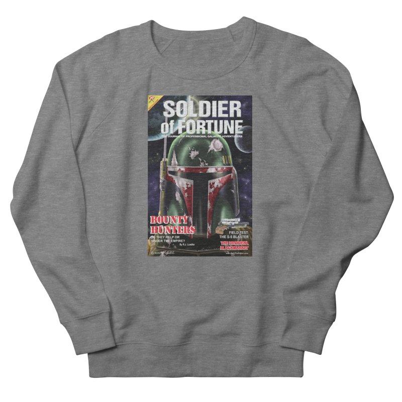 Bobba Fett: Soldier of Fortune Men's Sweatshirt by bobtheTEEartist's Artist Shop