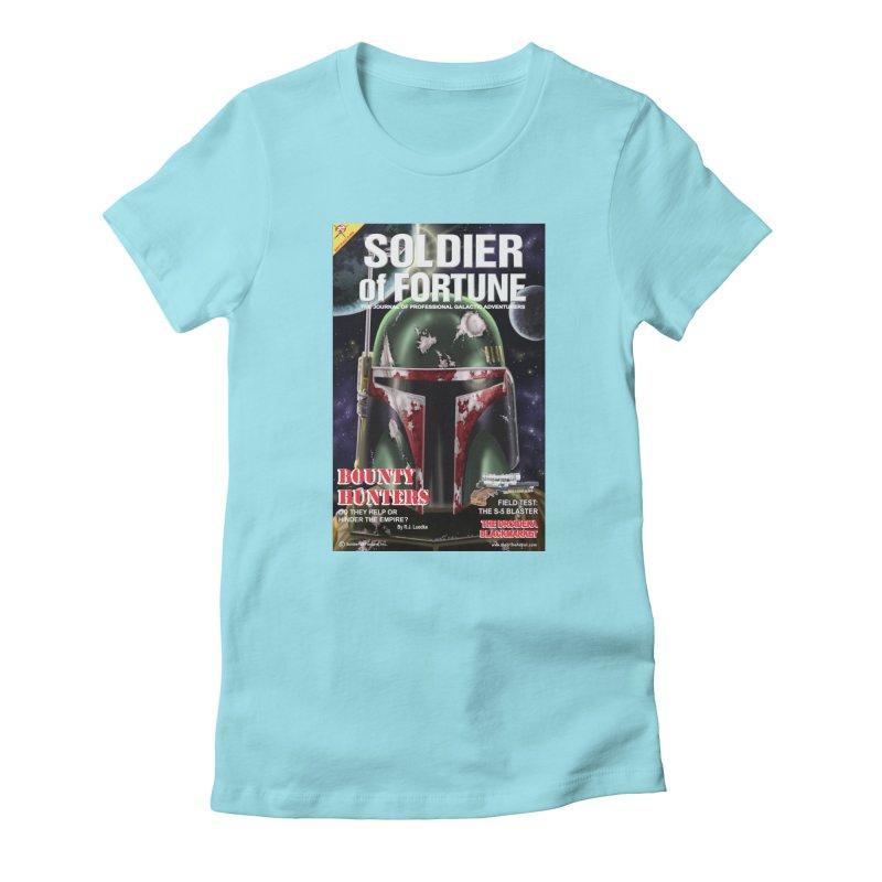 Bobba Fett: Soldier of Fortune Women's T-Shirt by bobtheTEEartist's Artist Shop