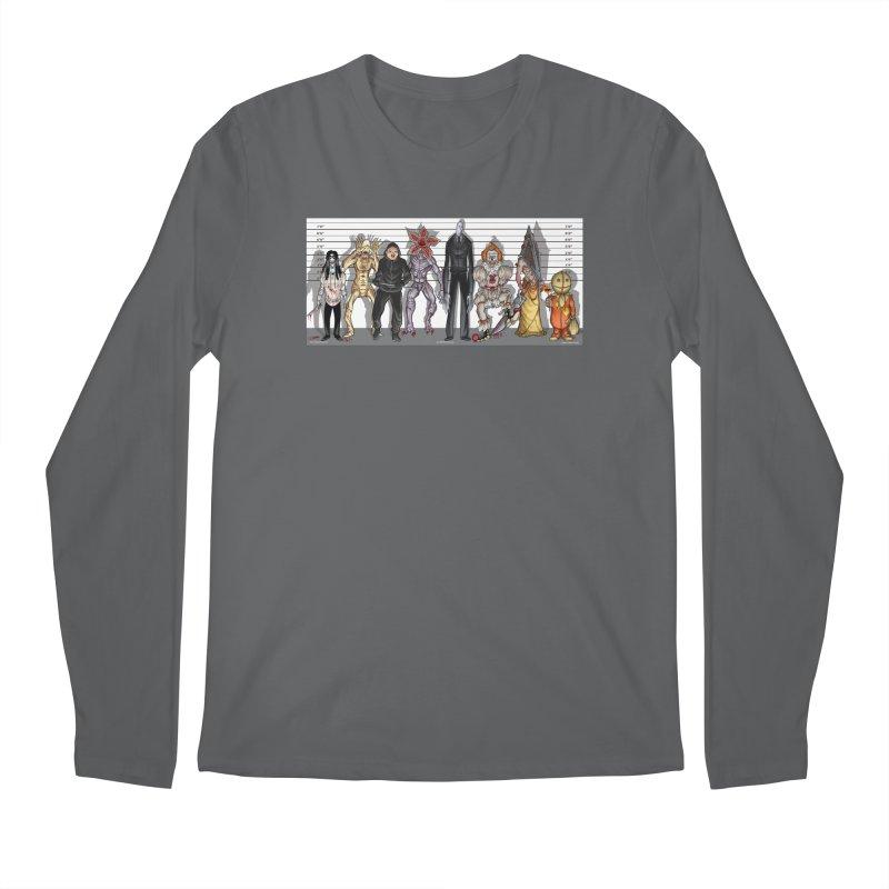 21st Century Monsters Men's Longsleeve T-Shirt by bobtheTEEartist's Artist Shop