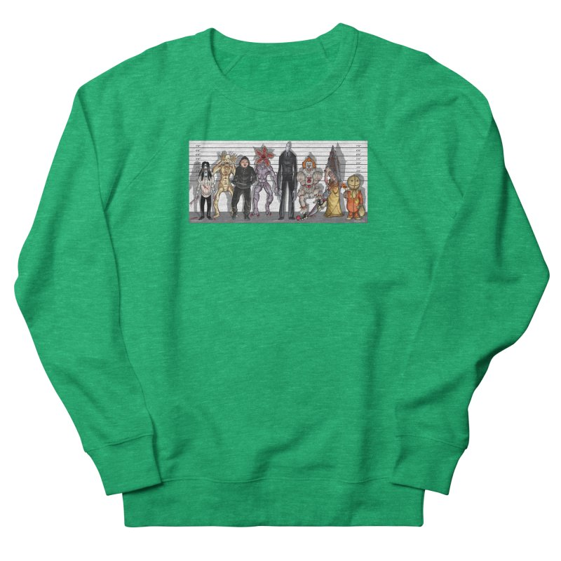 21st Century Monsters Women's Sweatshirt by bobtheTEEartist's Artist Shop