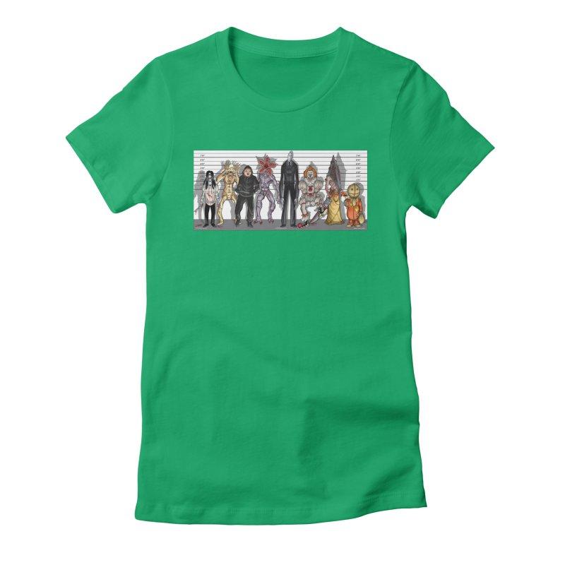 21st Century Monsters Women's T-Shirt by bobtheTEEartist's Artist Shop