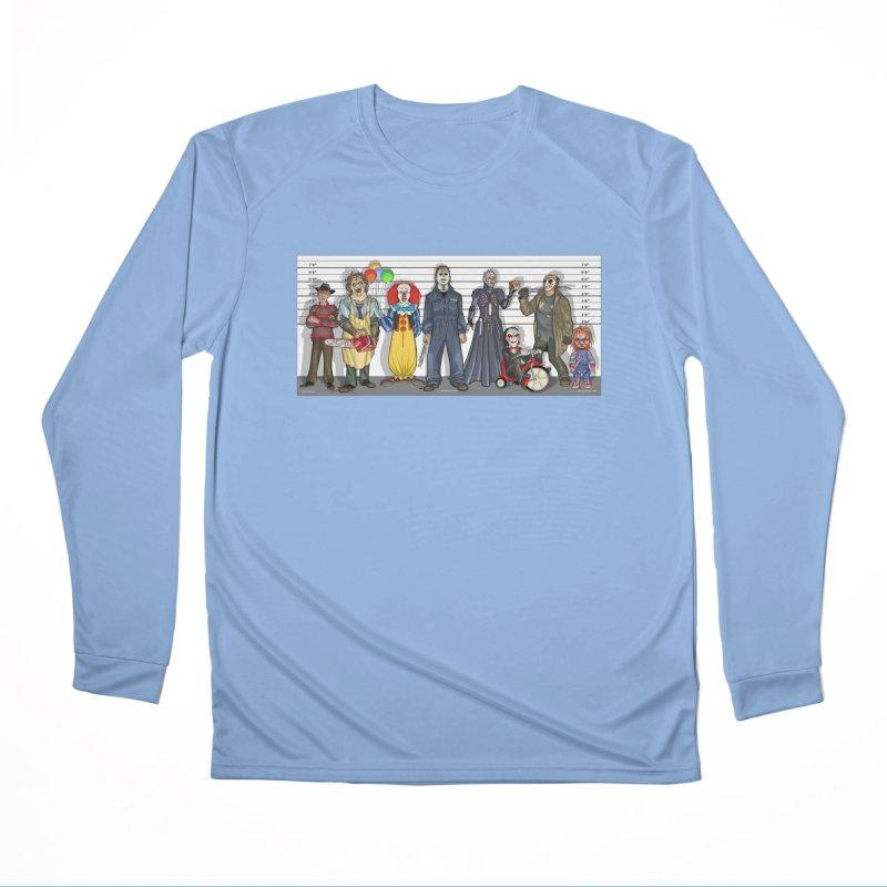 Modern Monsters Men's Longsleeve T-Shirt by bobtheTEEartist's Artist Shop