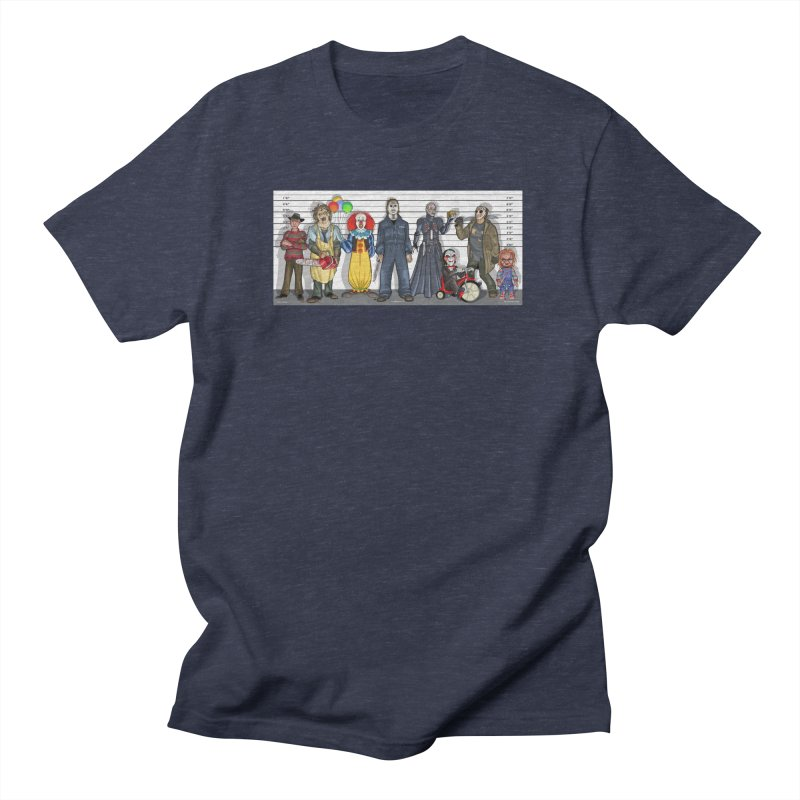 Modern Monsters Men's T-Shirt by bobtheTEEartist's Artist Shop