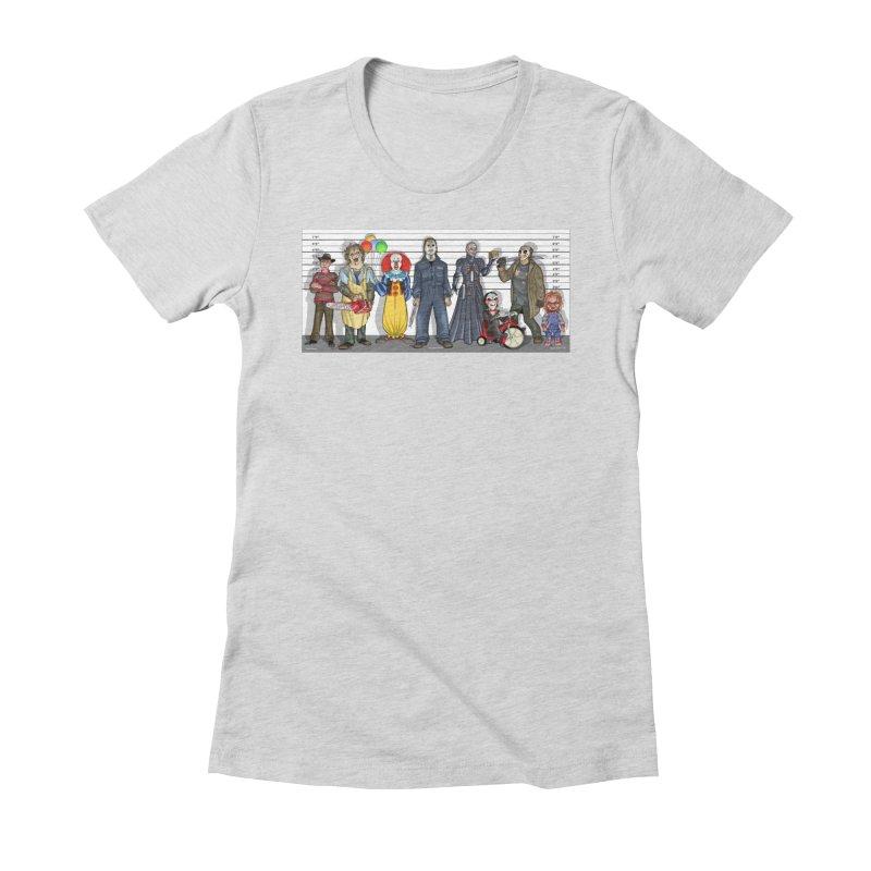 Modern Monsters Women's T-Shirt by bobtheTEEartist's Artist Shop