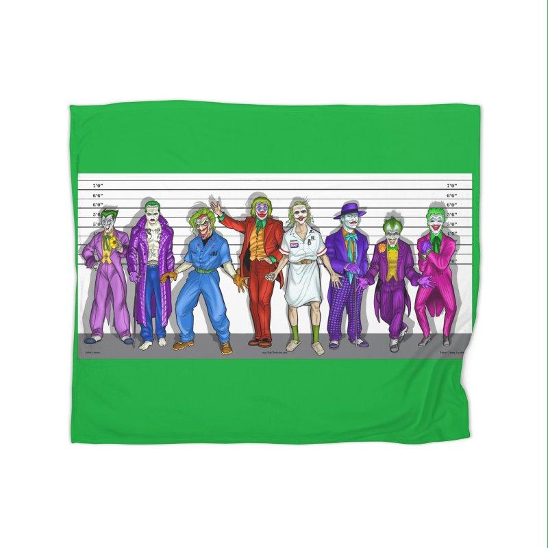 Lot's 'O Jokers Home Blanket by bobtheTEEartist's Artist Shop