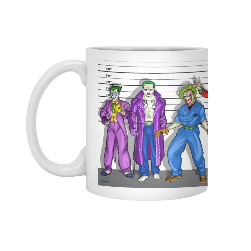 Lot's 'O Jokers Accessories Mug by bobtheTEEartist's Artist Shop