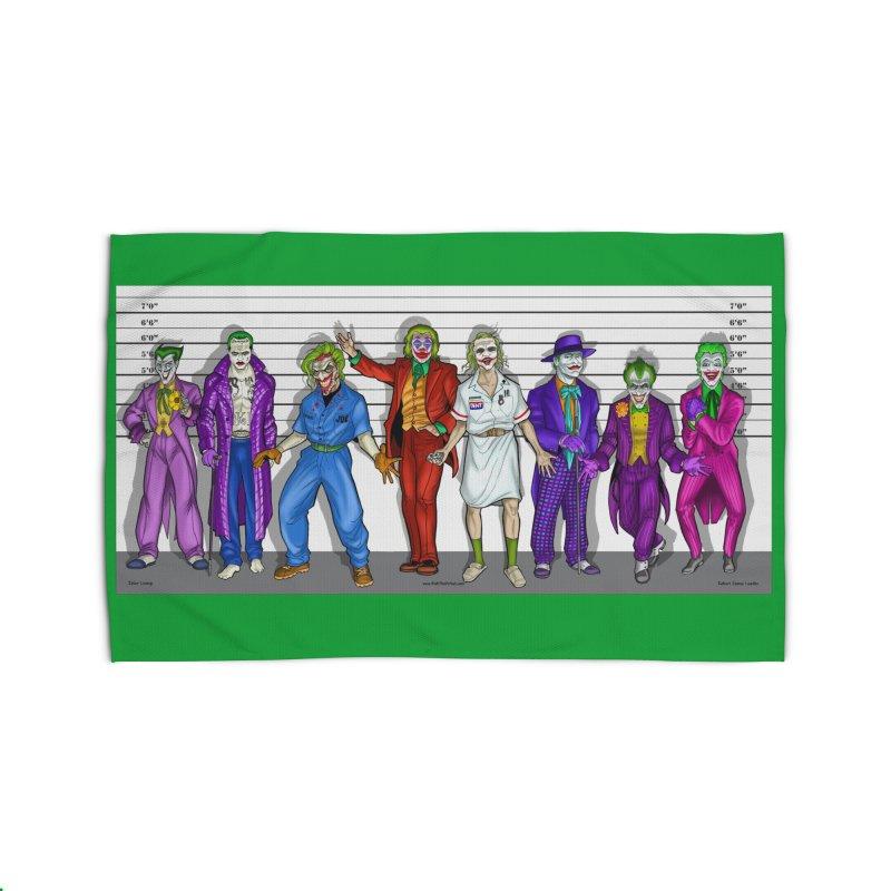 Lot's 'O Jokers Home Rug by bobtheTEEartist's Artist Shop