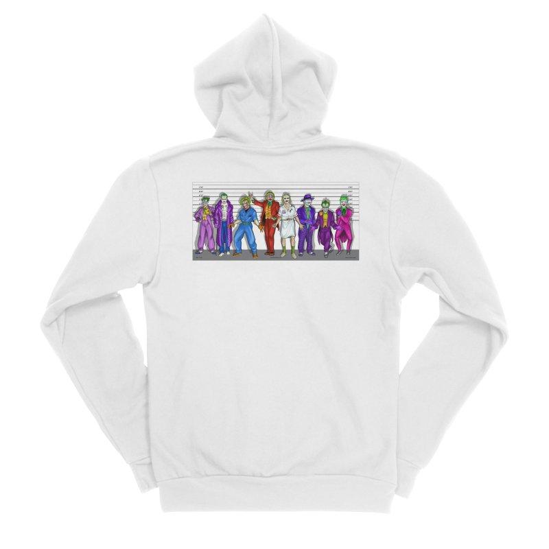 Lot's 'O Jokers Men's Zip-Up Hoody by bobtheTEEartist's Artist Shop