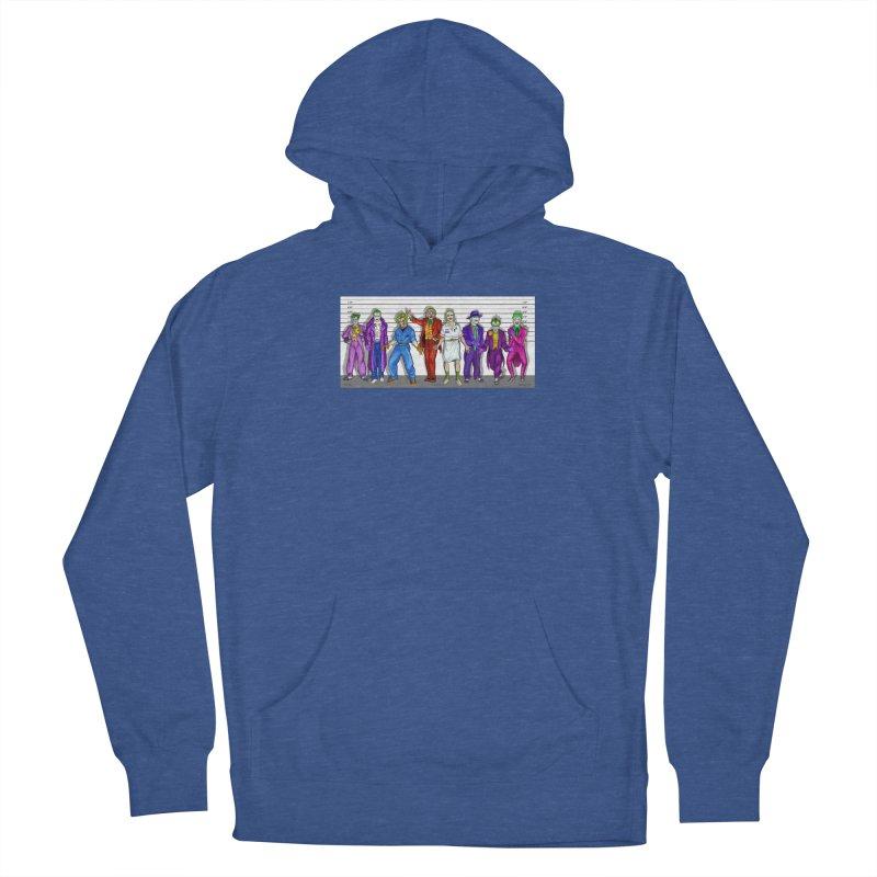 Lot's 'O Jokers Women's Pullover Hoody by bobtheTEEartist's Artist Shop