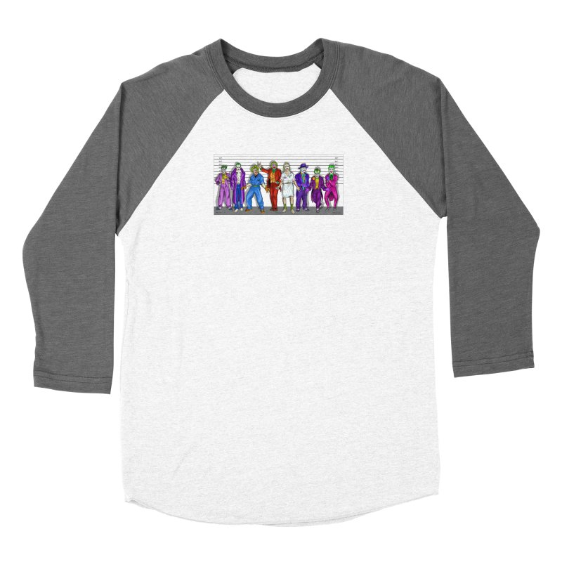Lot's 'O Jokers Women's Longsleeve T-Shirt by bobtheTEEartist's Artist Shop