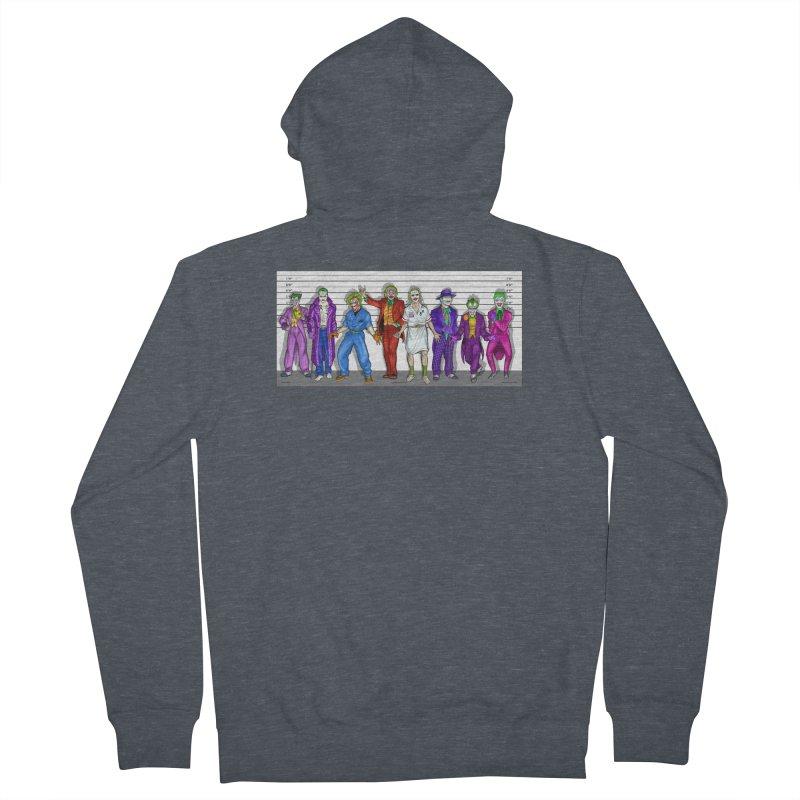 Lot's 'O Jokers Women's Zip-Up Hoody by bobtheTEEartist's Artist Shop