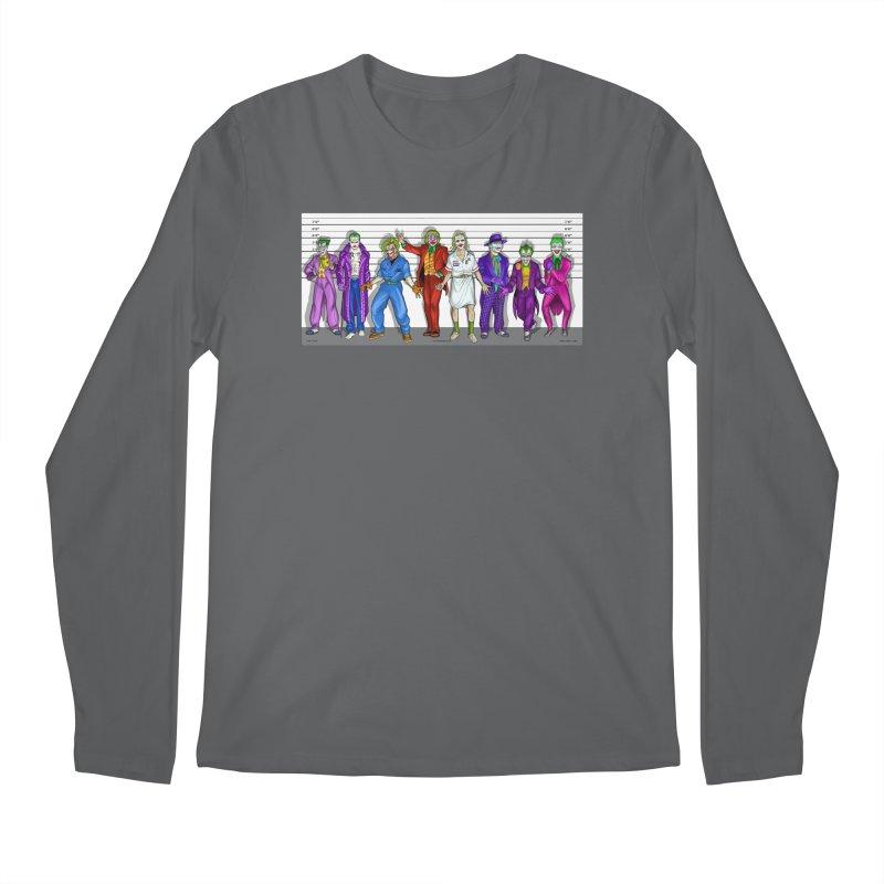 Lot's 'O Jokers Men's Longsleeve T-Shirt by bobtheTEEartist's Artist Shop