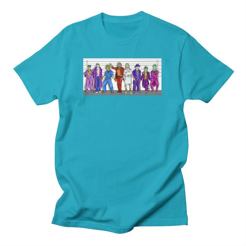 Lot's 'O Jokers Men's T-Shirt by bobtheTEEartist's Artist Shop