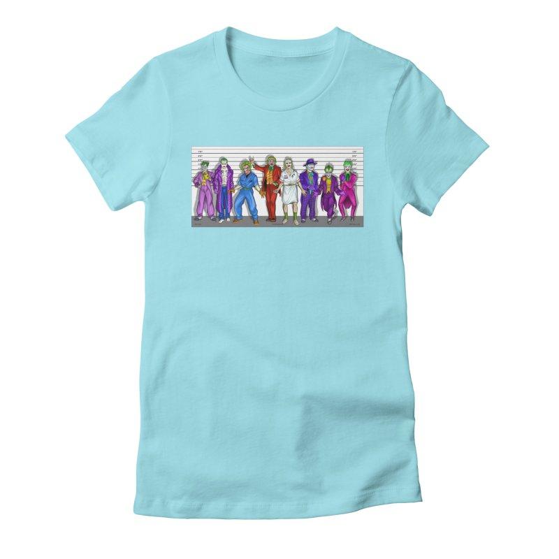 Lot's 'O Jokers Women's T-Shirt by bobtheTEEartist's Artist Shop