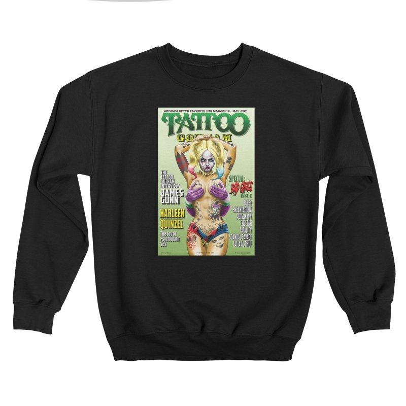 tatted Harley Men's Sweatshirt by bobtheTEEartist's Artist Shop