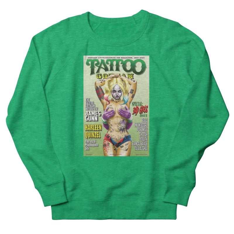 tatted Harley Women's Sweatshirt by bobtheTEEartist's Artist Shop