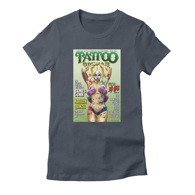 tatted Harley Women's T-Shirt by bobtheTEEartist's Artist Shop