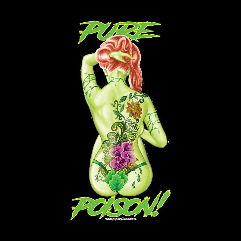 Pure Poison Accessories Notebook by bobtheTEEartist's Artist Shop