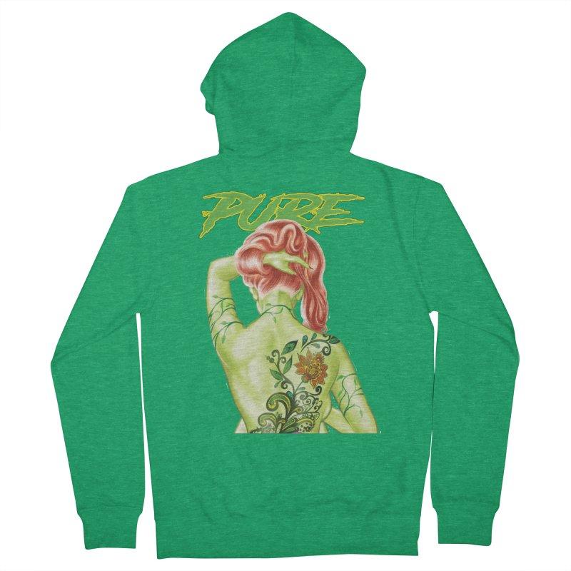 Pure Poison Women's Zip-Up Hoody by bobtheTEEartist's Artist Shop