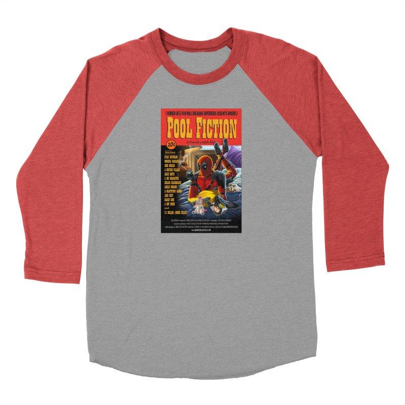 Pool Fiction Men's Longsleeve T-Shirt by bobtheTEEartist's Artist Shop