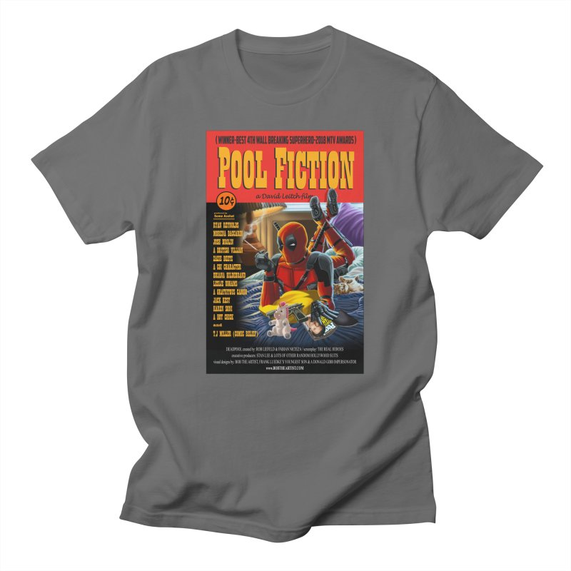 Pool Fiction Women's T-Shirt by bobtheTEEartist's Artist Shop