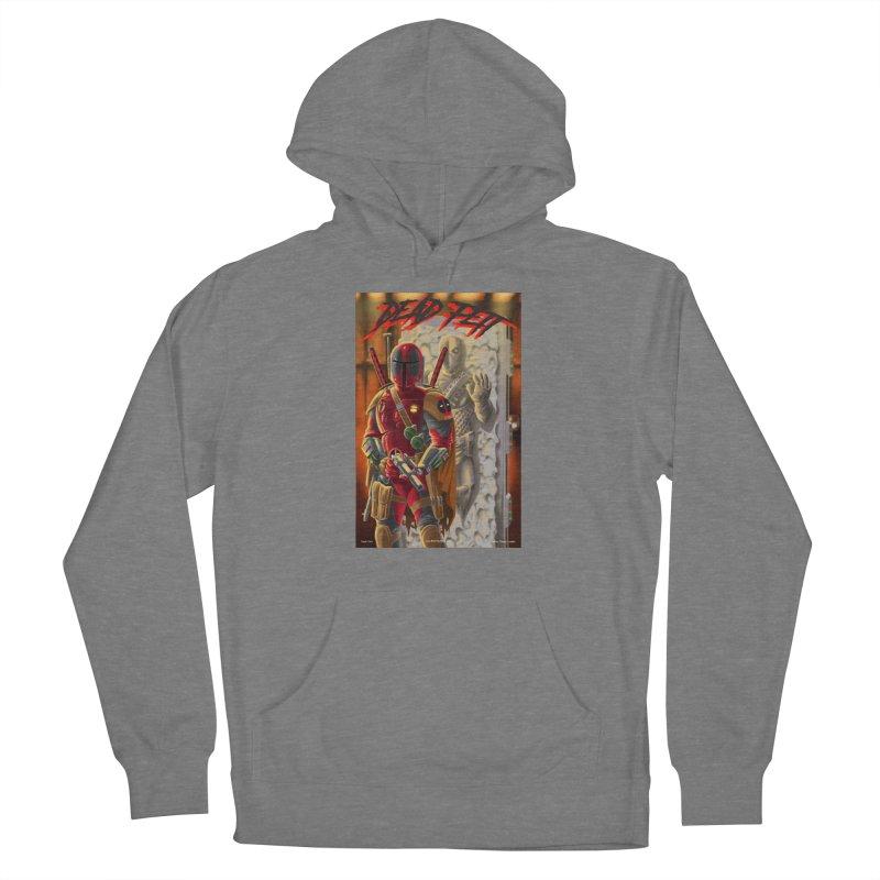 Dead Fett Women's Pullover Hoody by bobtheTEEartist's Artist Shop