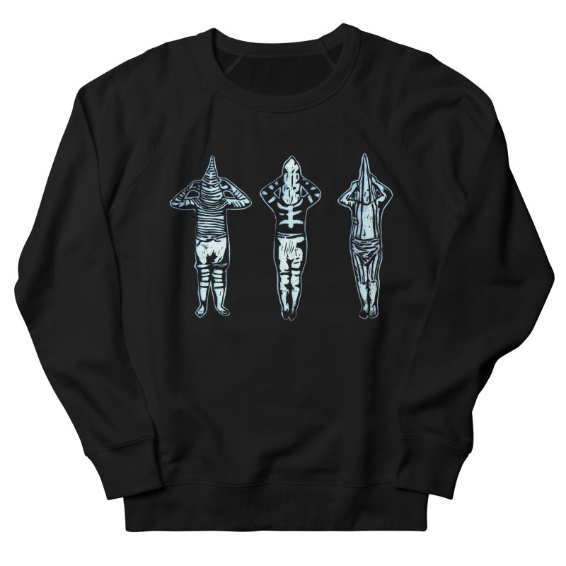 Selk'nam Men's Sweatshirt by bobvogt's Artist Shop