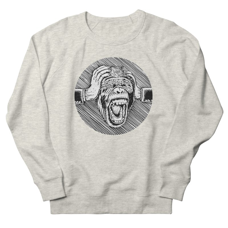 Hear no evil Women's Sweatshirt by bobvogt's Artist Shop