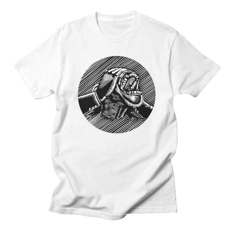 See no evil Men's T-shirt by bobvogt's Artist Shop
