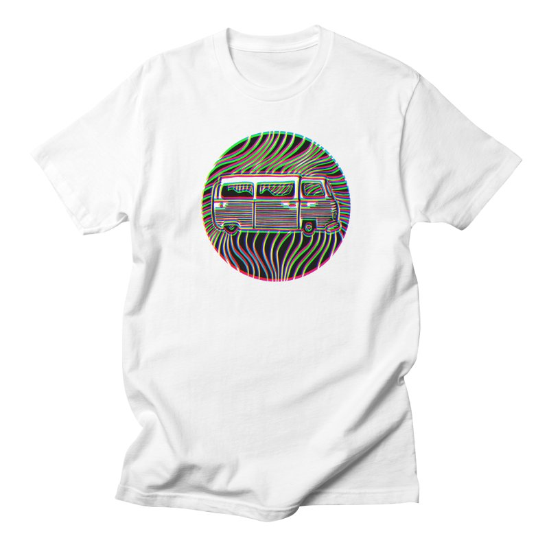 Road trip Men's T-shirt by bobvogt's Artist Shop