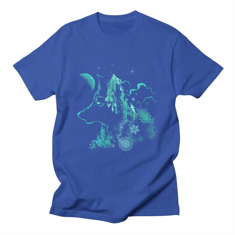 Winter Men's Regular T-Shirt by bobygates's Artist Shop