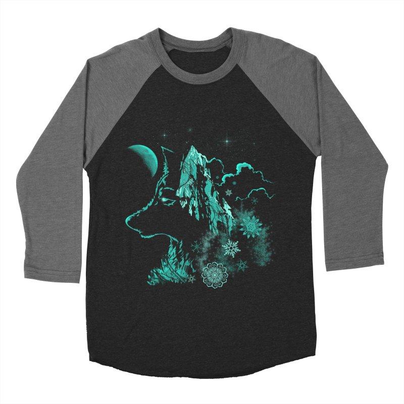 Winter Men's Baseball Triblend Longsleeve T-Shirt by bobygates's Artist Shop