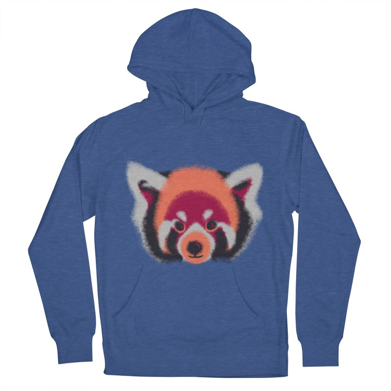 Fuzzy Men's French Terry Pullover Hoody by bobygates's Artist Shop