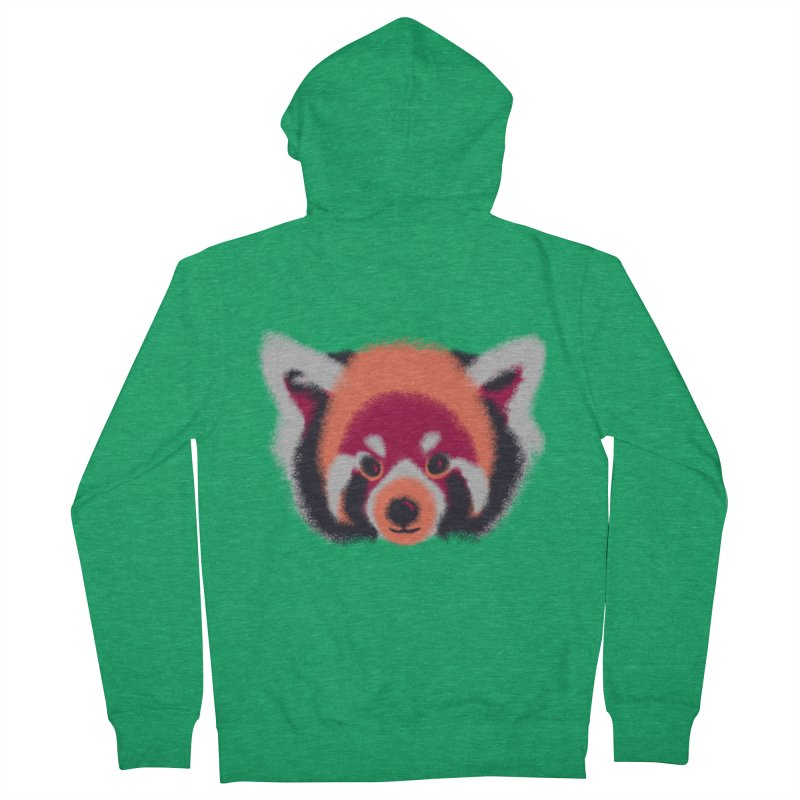 Fuzzy Men's French Terry Zip-Up Hoody by bobygates's Artist Shop