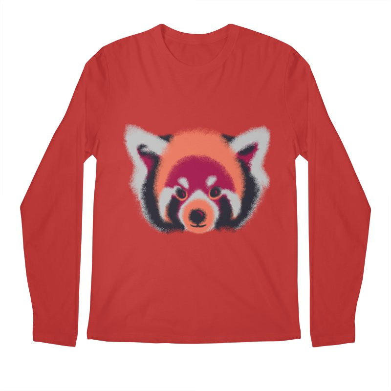 Fuzzy Men's Regular Longsleeve T-Shirt by bobygates's Artist Shop