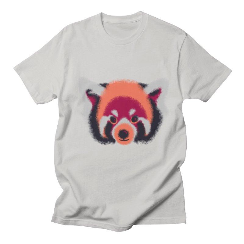 Fuzzy Men's Regular T-Shirt by bobygates's Artist Shop