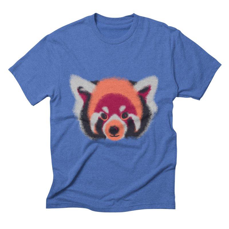 Fuzzy Men's Triblend T-Shirt by bobygates's Artist Shop