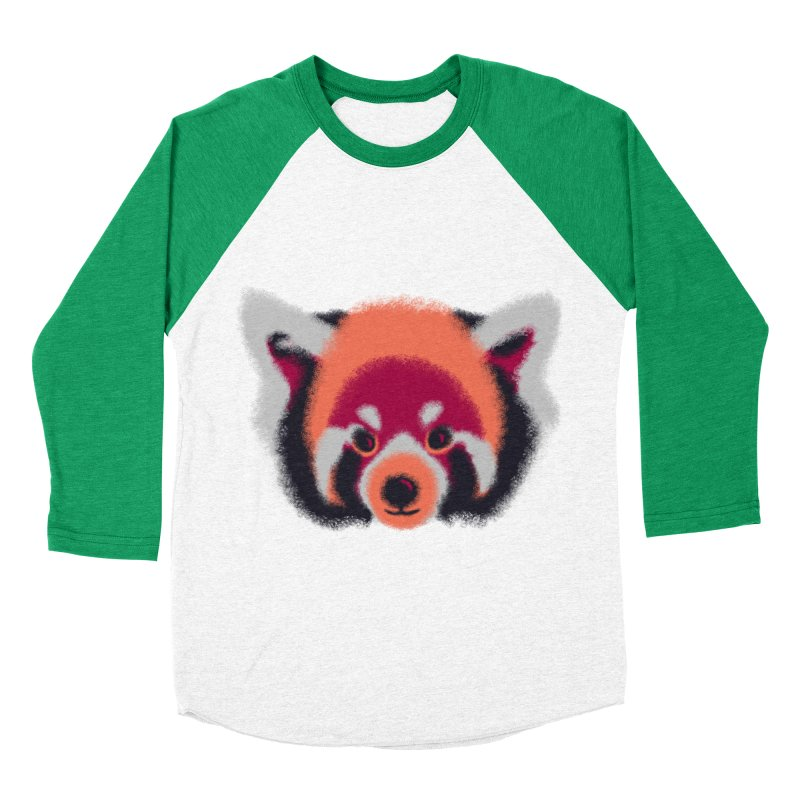 Fuzzy Men's Baseball Triblend Longsleeve T-Shirt by bobygates's Artist Shop