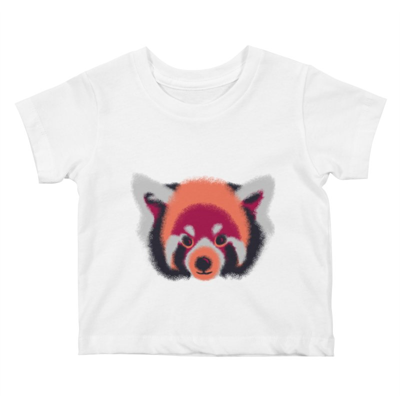 Fuzzy Kids Baby T-Shirt by bobygates's Artist Shop