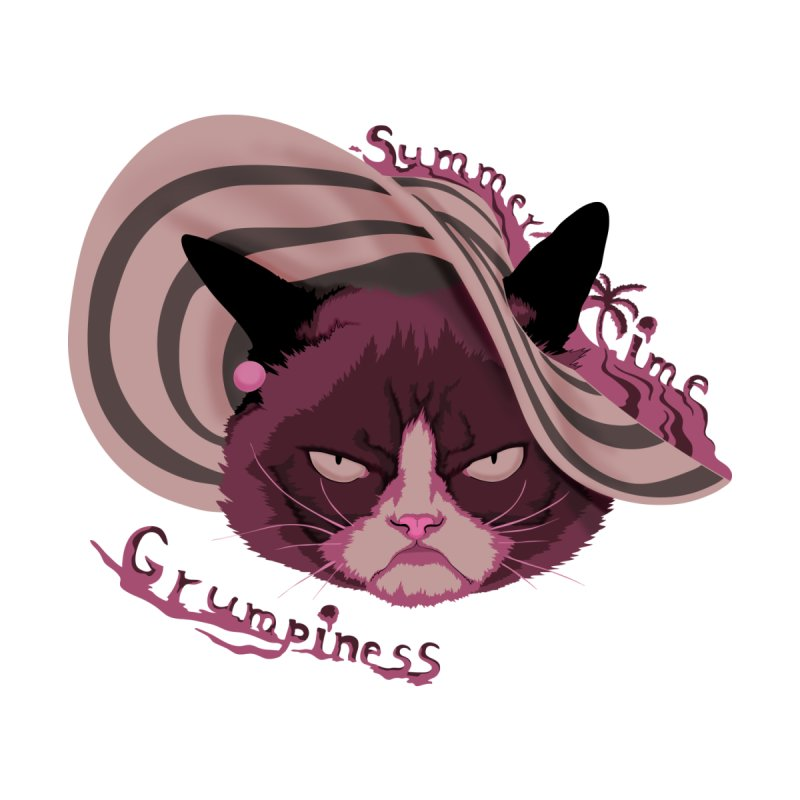 Summertime Grumpiness None  by bobygates's Artist Shop