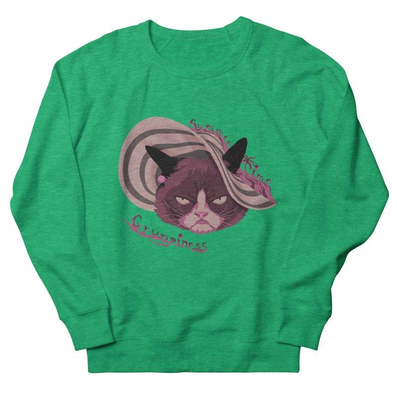 Summertime Grumpiness Men's Sweatshirt by bobygates's Artist Shop