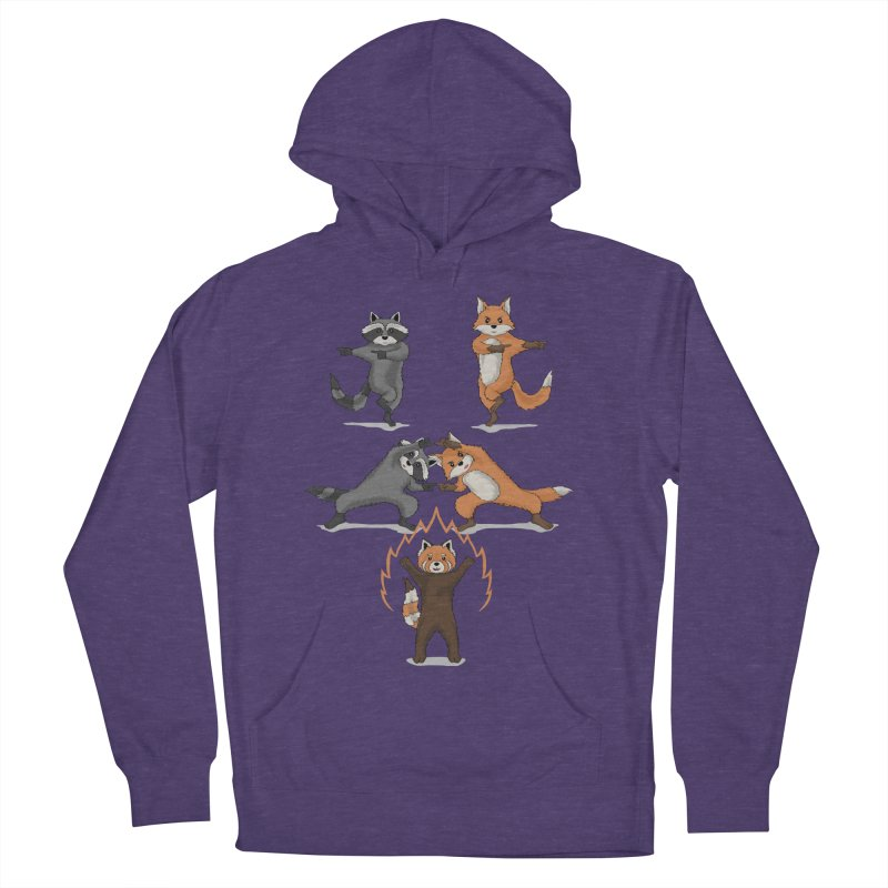 Fusion Women's French Terry Pullover Hoody by bobygates's Artist Shop