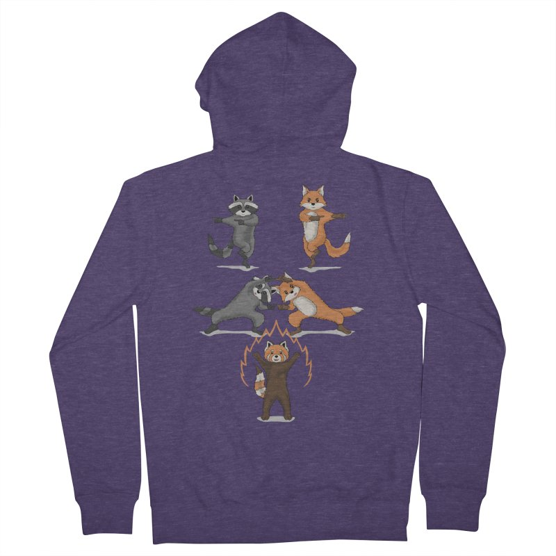 Fusion Men's Zip-Up Hoody by bobygates's Artist Shop