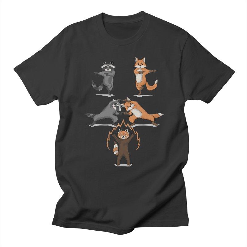 Fusion Men's T-Shirt by bobygates's Artist Shop